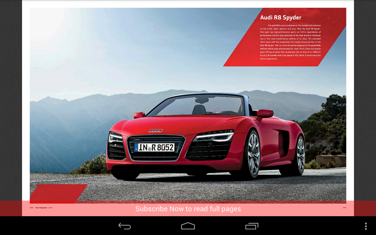 Audi India Android Apps On Google Play