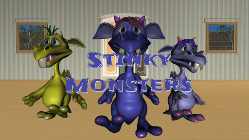 Stinky Monsters Free