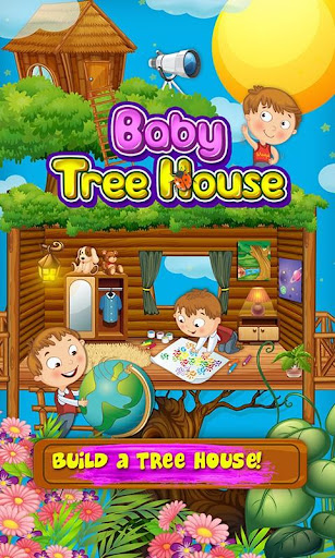 Baby Tree House - Wonderland