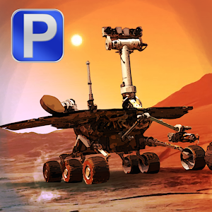 Mars Space Parking Simulator for PC and MAC