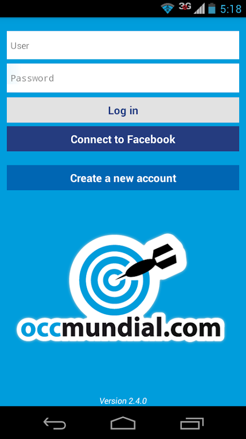 OCCMundial - screenshot