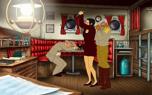 Broken Sword 2: Remastered Screenshot 39