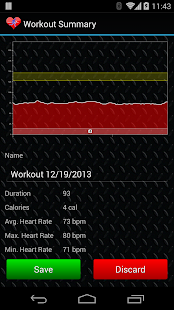 Cardio Training- screenshot thumbnail