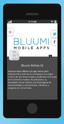 Bluumi Bolivia V2