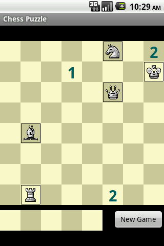 Chess Puzzle - screenshot