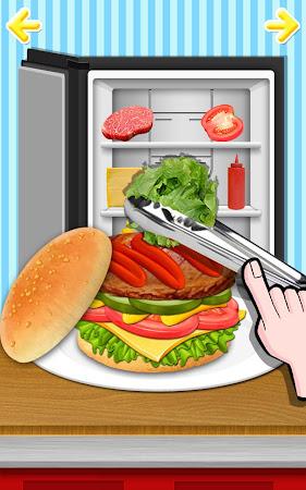 Kids Burger Meal - Fast Food! 1.2 screenshot 401520