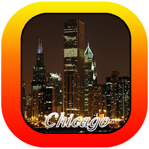 Chicago Tourism Guide LOGO-APP點子