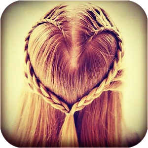 Awe Inspiring Cute Girls Hairstyles Apk Download Cute Girls Hairstyles 1 0 15 Hairstyle Inspiration Daily Dogsangcom