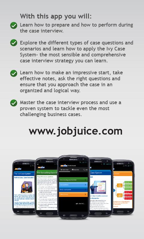 Case Interview Jobjuice- screenshot