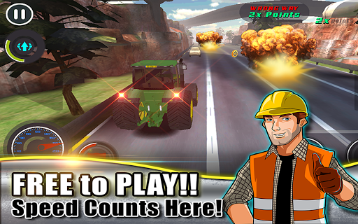 Big Truck Driving 3D Free Game