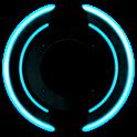 Neon Disk Live Wallpaper icon