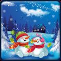 Snowfall Live Free Wallpaper icon