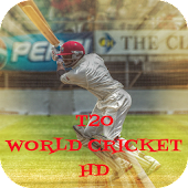 T20 World Cricket HD