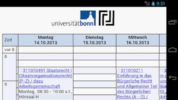 Screenshot of Jura Bonn