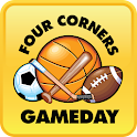 Four Corners Gameday icon