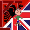 English Albanian Hangman icon