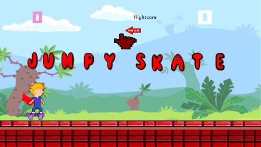 Jumpy Skate