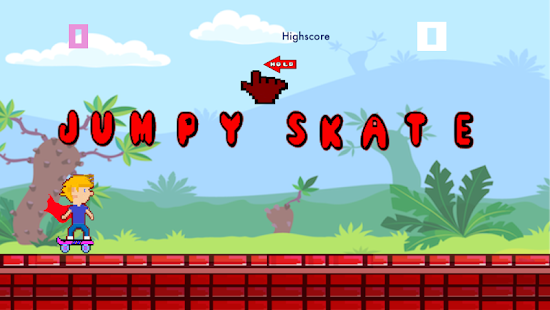 Jumpy Skate- screenshot thumbnail