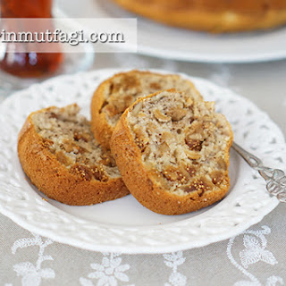 Dried Fig Bundt Cake.