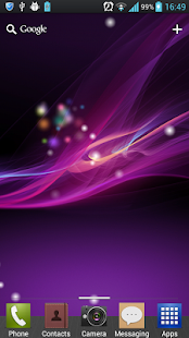Xperia 2013 Live Wallpaper - screenshot thumbnail
