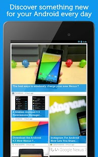 Drippler - Top Android Tips - screenshot thumbnail