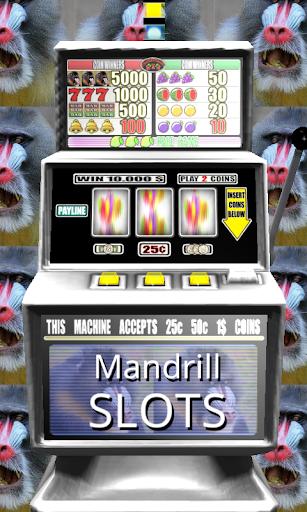 Mandrill Slots - Free