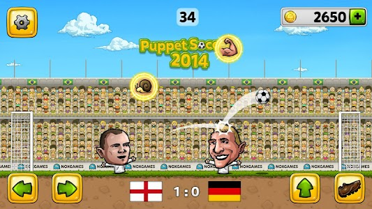 Puppet Soccer 2014 - Football v1.0.08