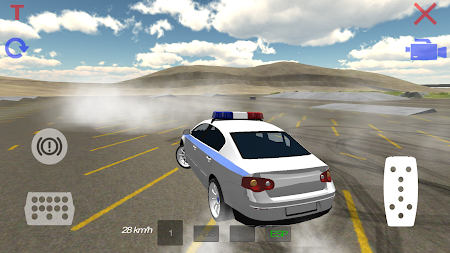 Police Car Driver 3D Simulator 1.1 screenshot 85970