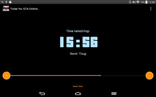 Timer for GTA Online 娛樂 App-愛順發玩APP