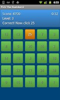 Screenshot of Pick The Numbers! (Free)