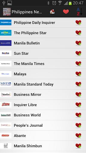菲律宾报纸和新闻