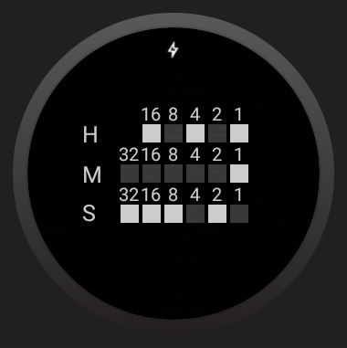 IO Clock IO Watch face binary