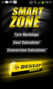 Dunlop Smart Zone - screenshot thumbnail