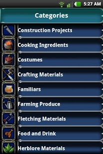 RuneScape Rune Tool - screenshot thumbnail