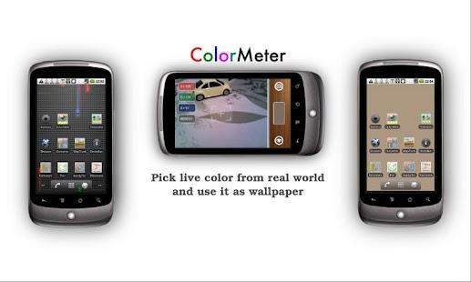 ColorMeter camera color picker- screenshot thumbnail