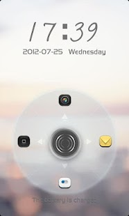ZANYWAY GO LOCKER THEME - screenshot thumbnail