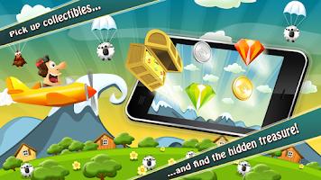 Screenshot of Mad Jimmy - Flying Farmer