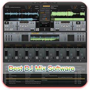 Best DJ Mix Software