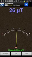 Screenshot of Metaloid Field Detector
