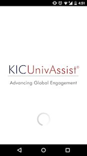 KIC UnivAssist- screenshot thumbnail
