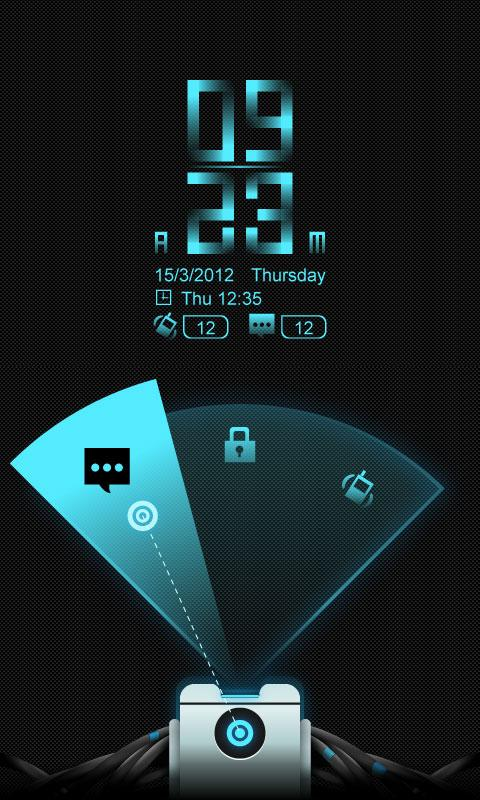 Choice GO Locker Theme - screenshot