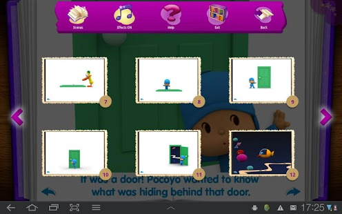 Pocoyo - Duck Stuck - screenshot thumbnail