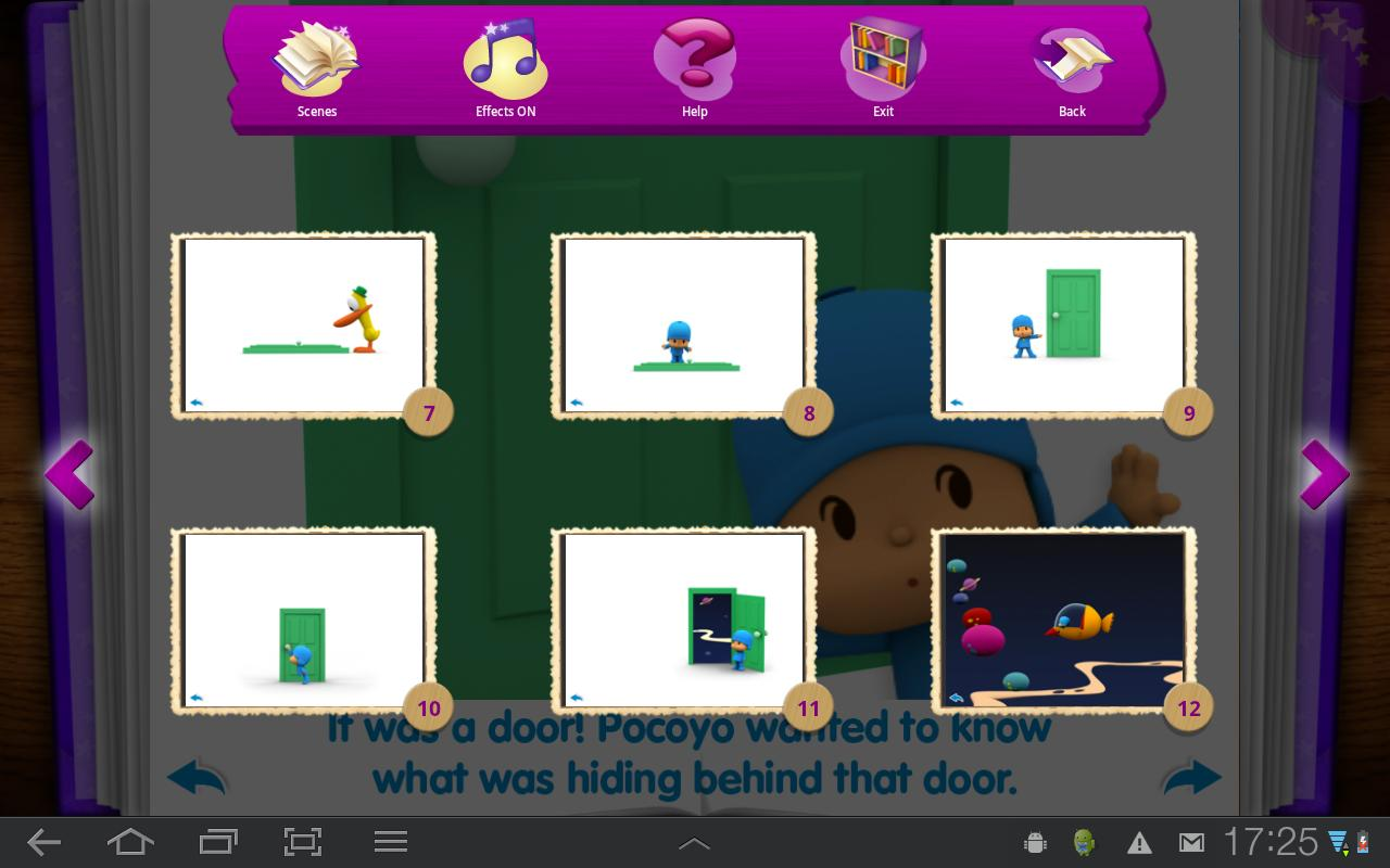 Pocoyo - Duck Stuck- screenshot