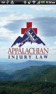 Appalachian Injury Law- screenshot thumbnail