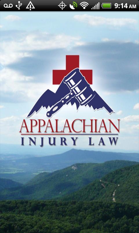 Appalachian Injury Law- screenshot