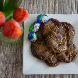 Blasphemous Creme Egg Brownie Bites