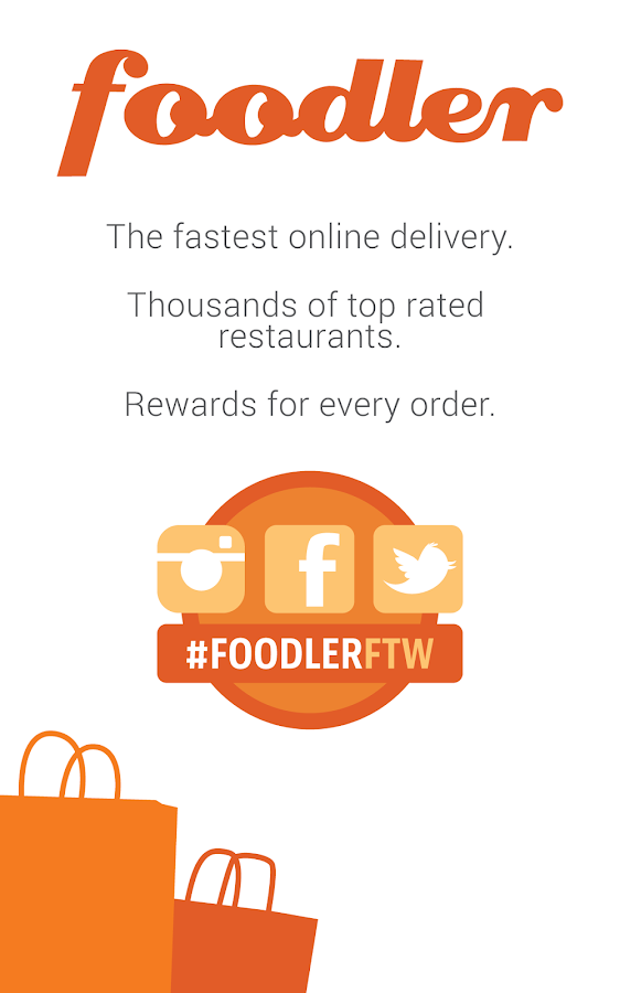 Foodler - screenshot