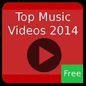 Top Music Videos 2014