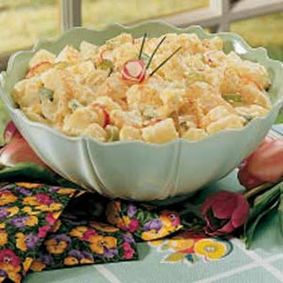 Springtime Potato Salad