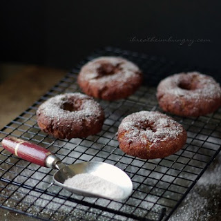 Apple Cider Donuts – Low Carb and Gluten Free.
